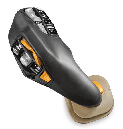 CommandPRO - det ergonomiska förargränssnittet