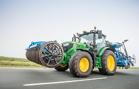 6R Traktör