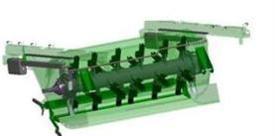 Picador de paja de corte fino S700