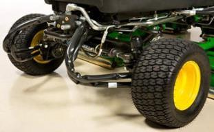 Tracción en las cuatro ruedas GRIP opcional