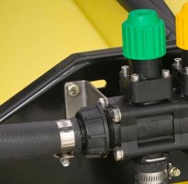 Válvula de descarga de presión