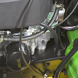Filtro de aceite de motor y filtro de combustible