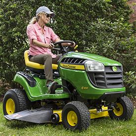 Tractor E100