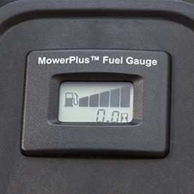 Indicador de combustible fácil de leer