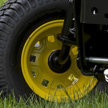 Mangueta de rueda delantera de 2.5cm (1in.) de diámetro (2WD)