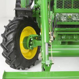 Guardabarros con tractor girado (3)