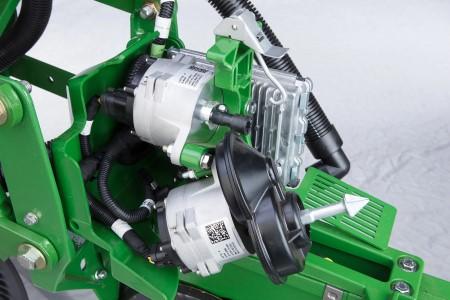 Motores eléctricos y unidad de control (RUC)