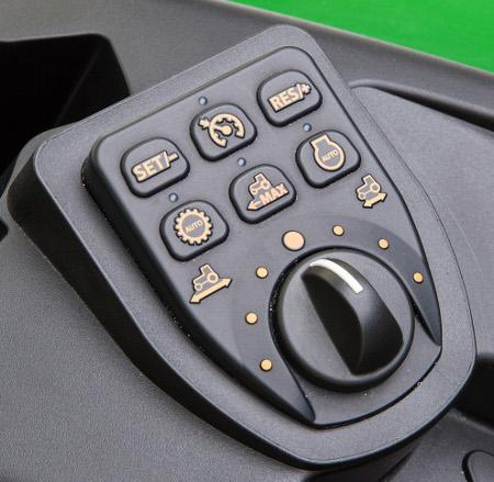 Módulo de control de la transmisión eHydro™