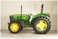 Tractor 5076E con OOS