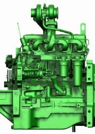 Motor PowerTech 6403 de 4 cilindros