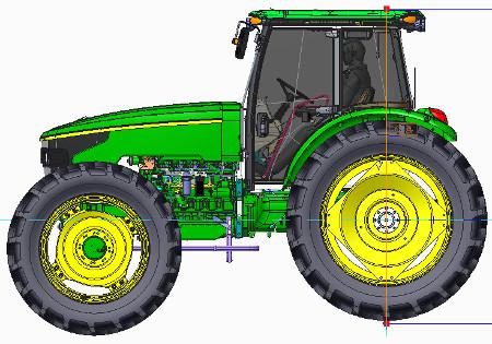 Opción de neumático de gran despeje
