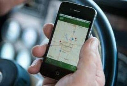 La pestaña en la aplicación JDLink para dispositivos móviles